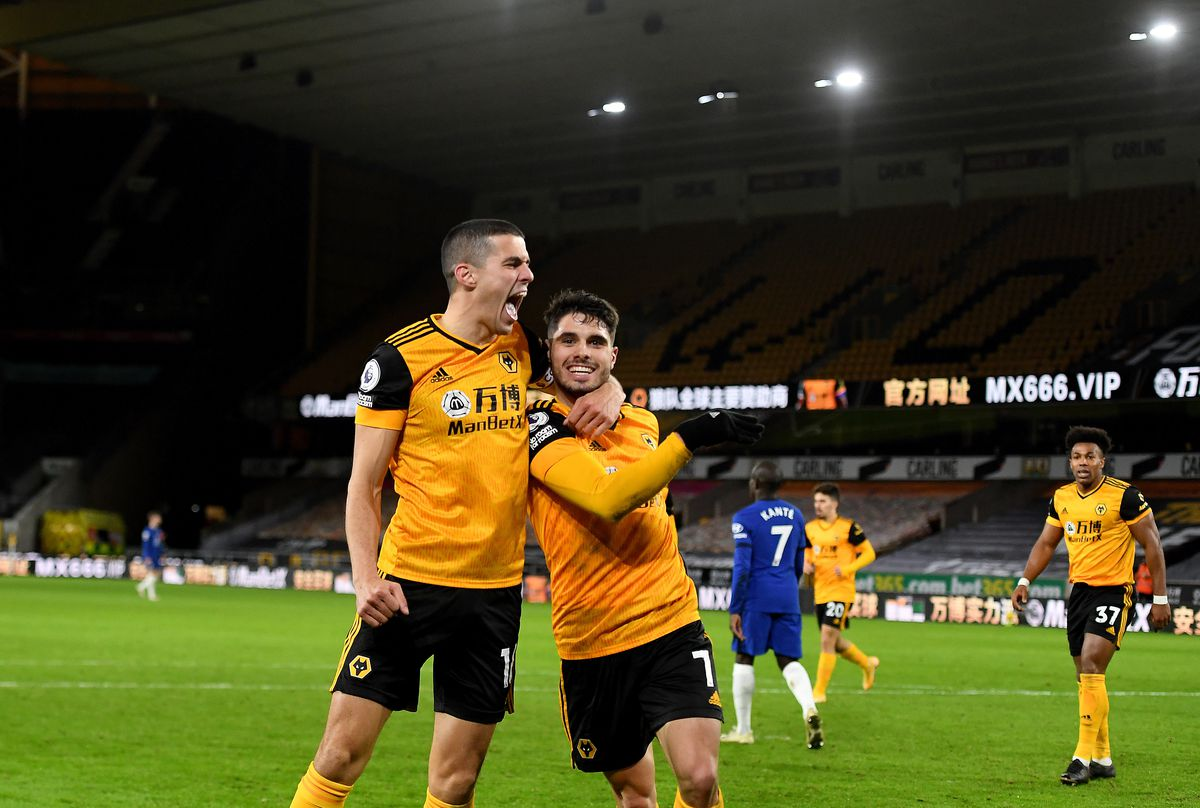 Wolves are looking to make it back-to-backs wins after last week's heroics against Chelsea (AMA)