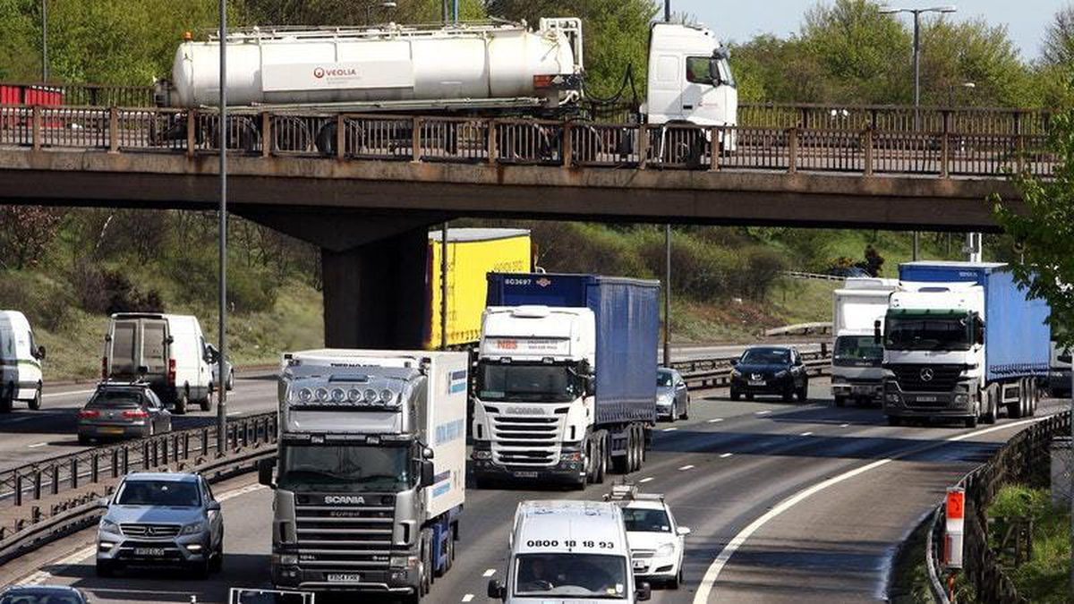 Motorists 'should be charged based on their road use'