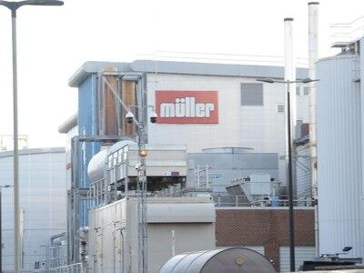 Health and Safety Executive investigating contractor's death at Müller's Market Drayton factory