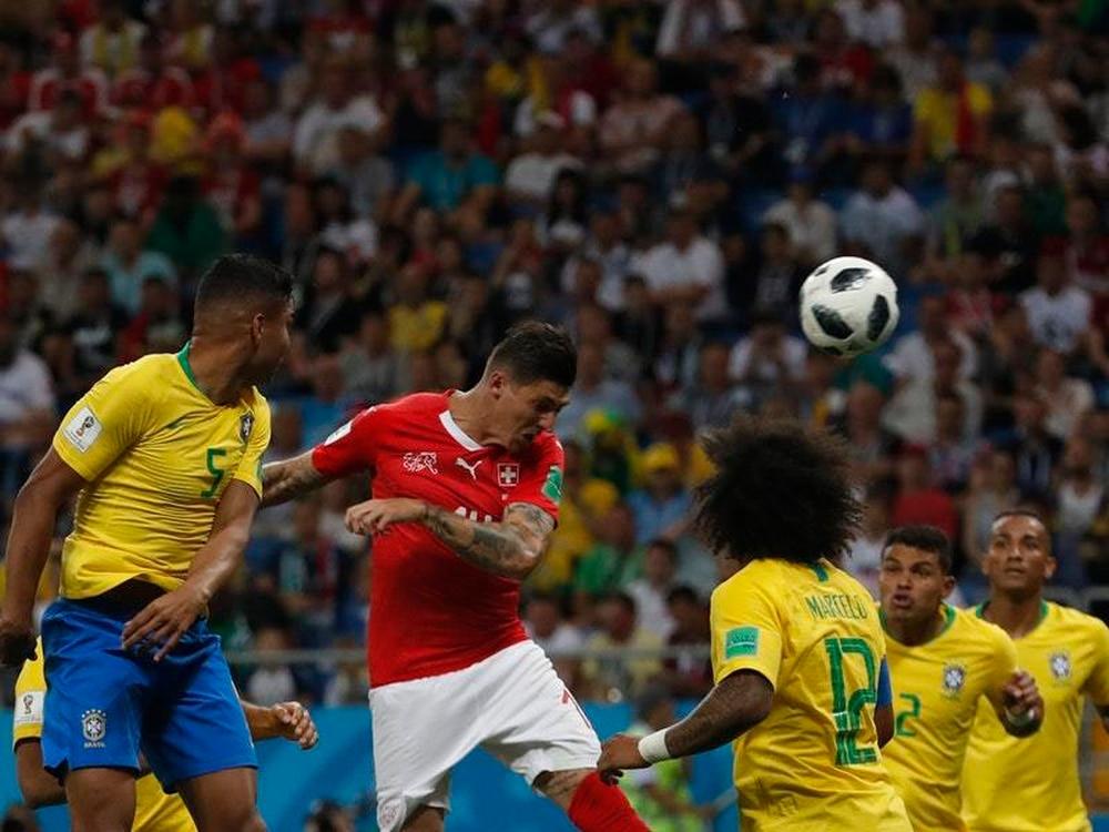 Neymar's performance during Brazil vs Switzerland match gets meme treatment