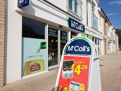 McColl's sees its sales hold up through pandemic
