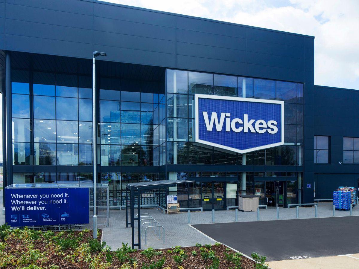 Wickes store