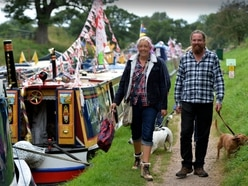 Crowds flock to Whitchurch Canal Festival - in pictures
