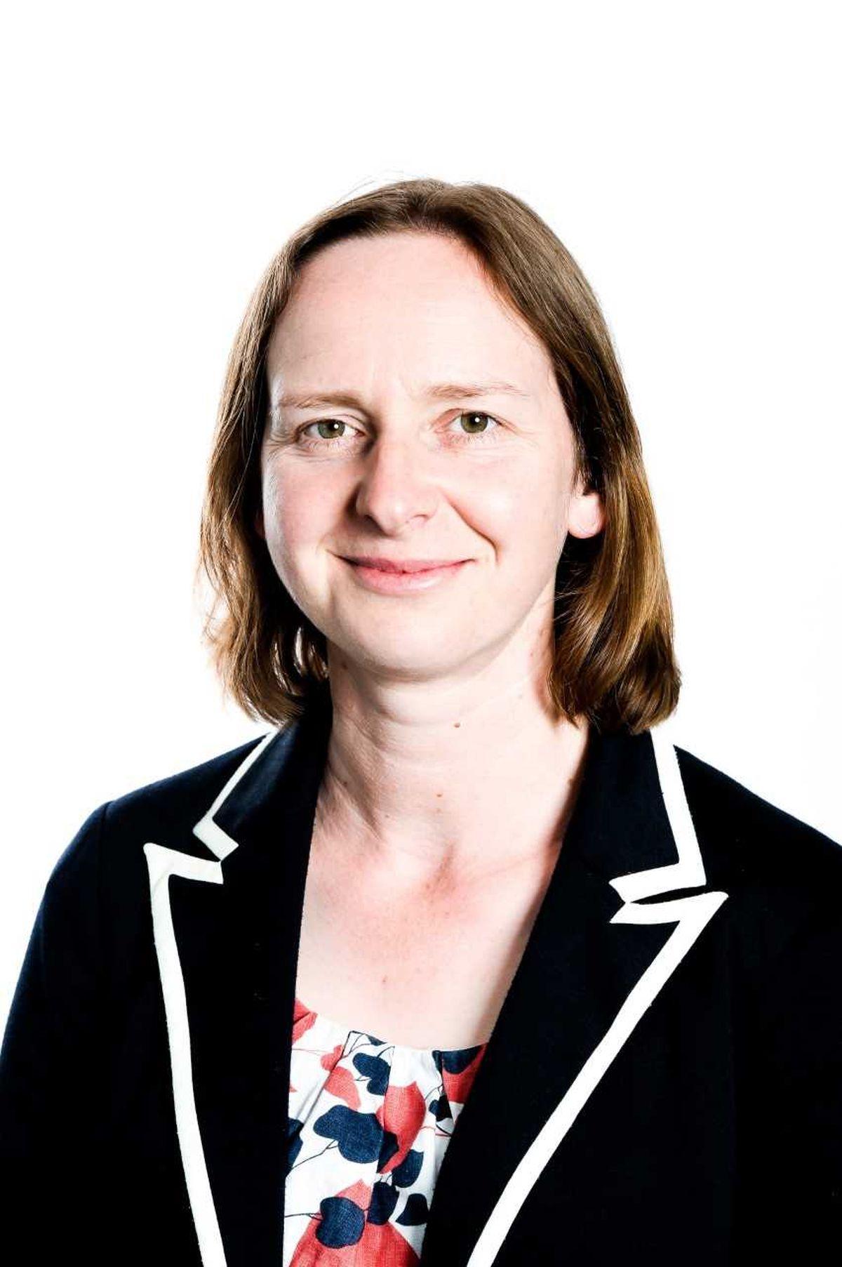 Sarah Reece, partner at the Shrewsbury office of Berrys.