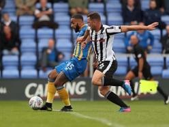 Paul Hurst delighted at Stefan Payne's impact at Shrewsbury Town