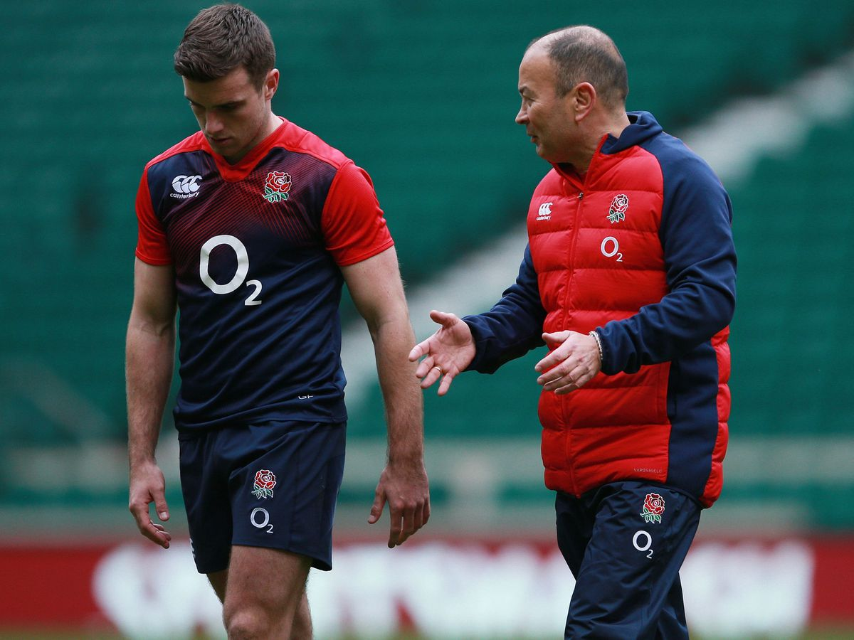 Eddie Jones has warned the likes of George Ford that their World Cup place is under threat