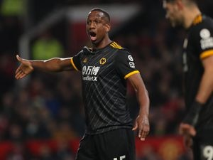 Willy Boly of Wolverhampton Wanderers (AMA/Sam Bagnall)