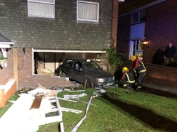 Telford man, 20, arrested after mayhem erupts in street