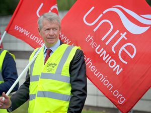 Unite leadership candidate Gerard Coyne