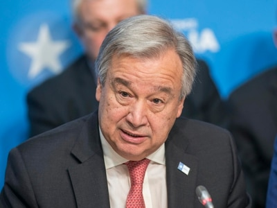 UN chief warns first virtual leaders' summit of 'epochal' health crisis