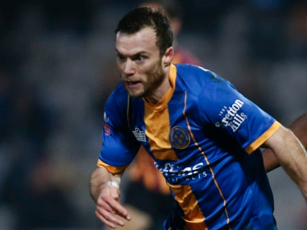 Double fitness boost for Shrewsbury Town