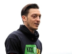 Mesut Ozil shares moving video of encounter with young blind fan