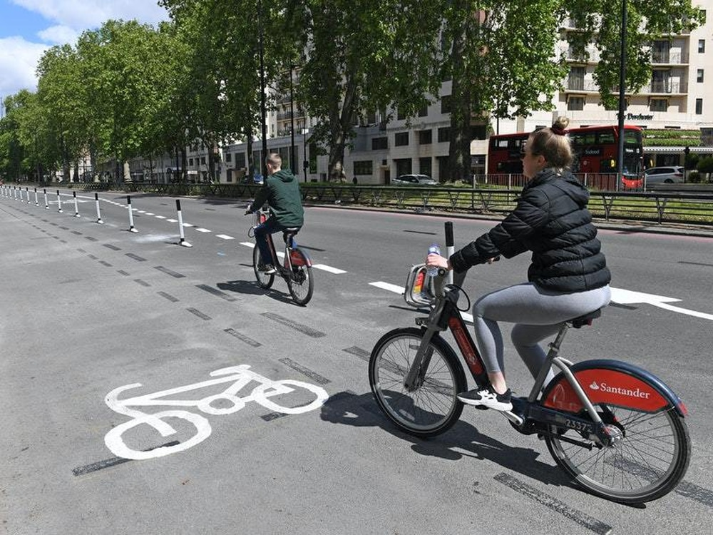 London streets to go car-free to encourage walking and cycling