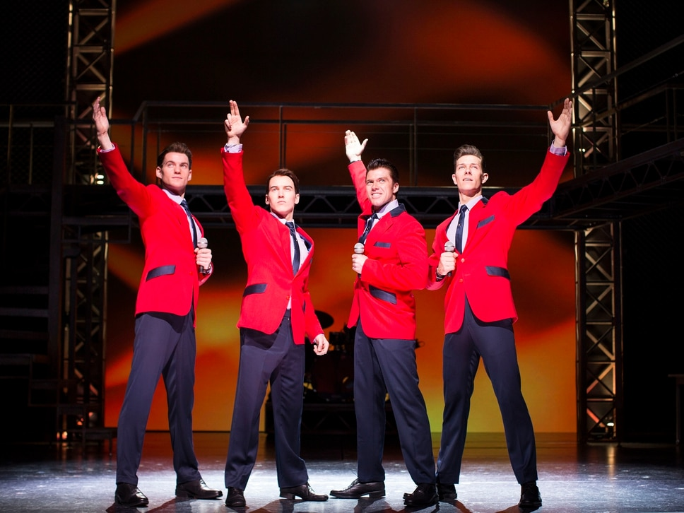 Jersey Boys is heading to Birmingham - test your knowledge on Franki Valli and the Four Seasons with our quiz