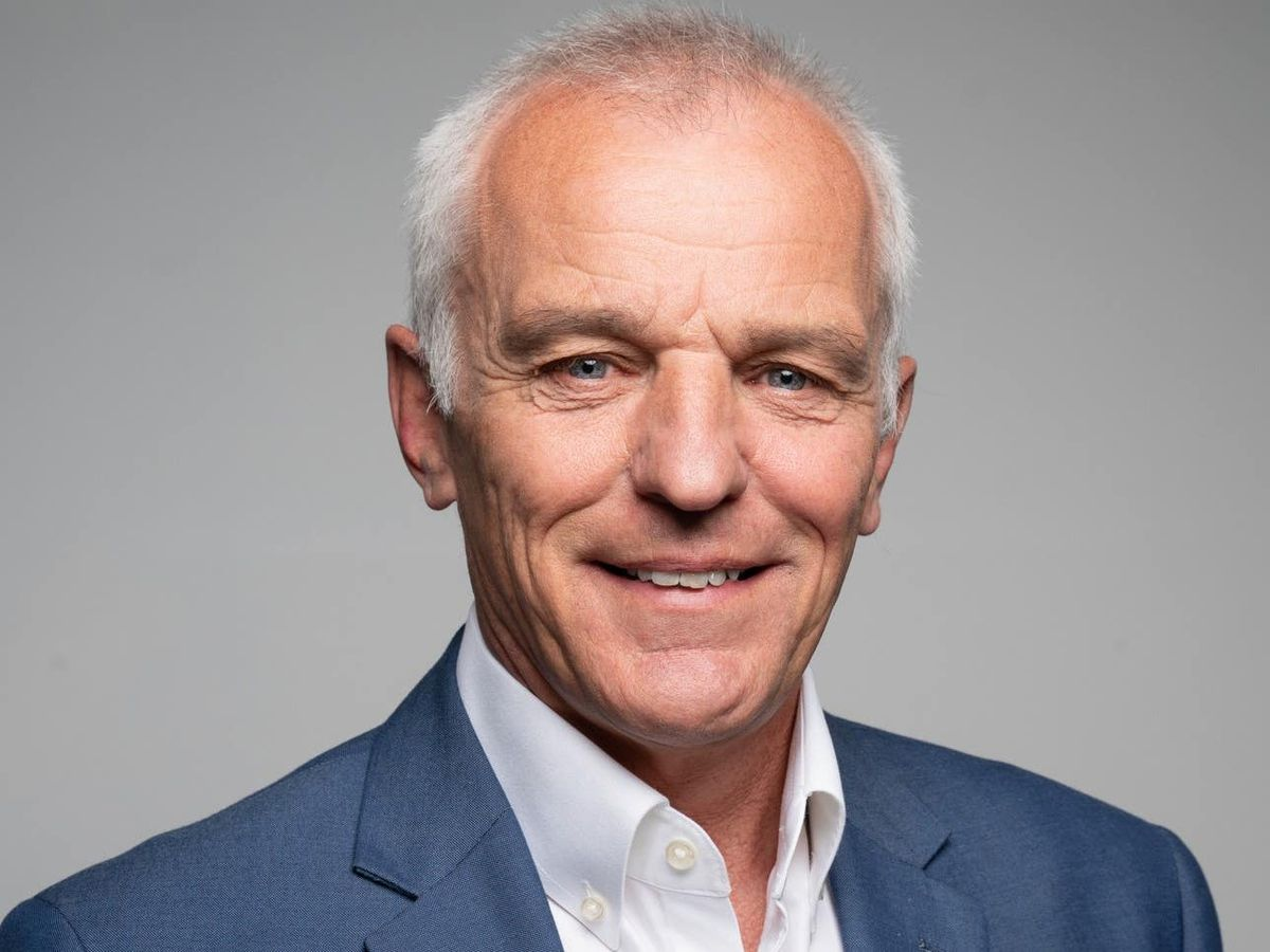 Professor Keith Willett (NHS England/PA)