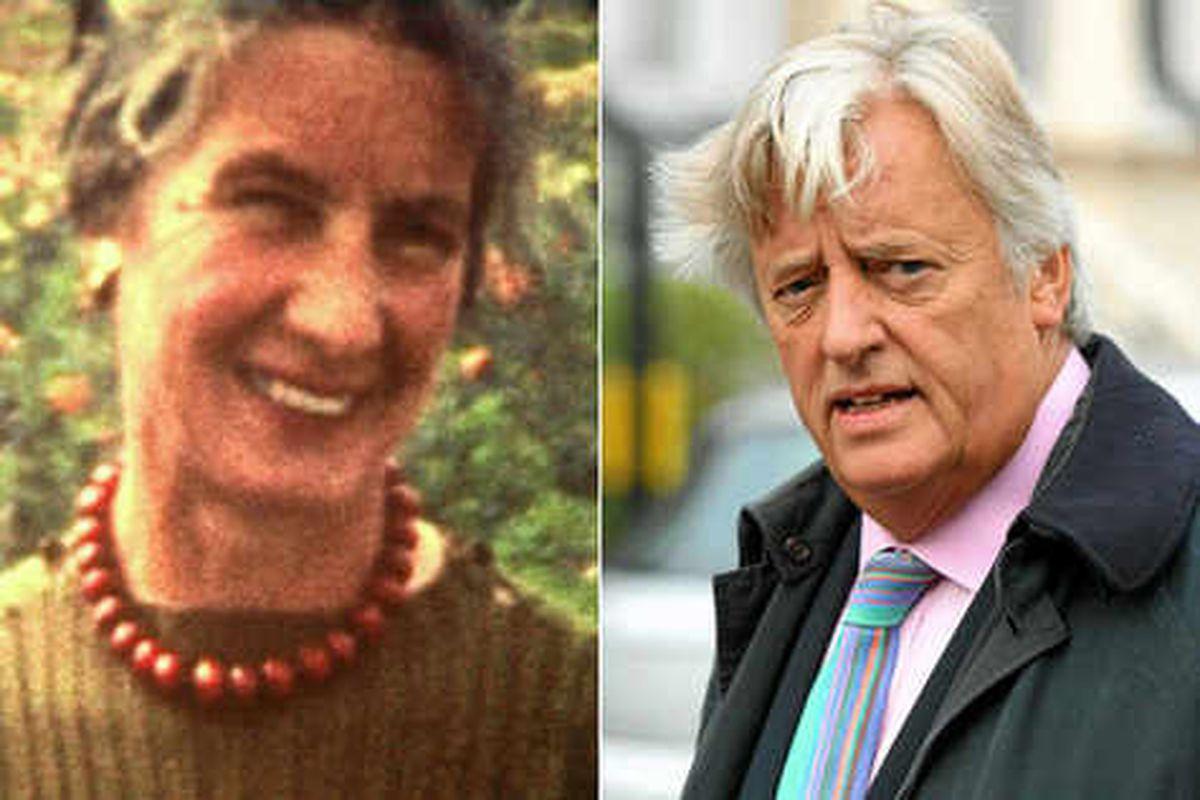Top lawyer to talk in Shropshire on Hilda Murrell murder