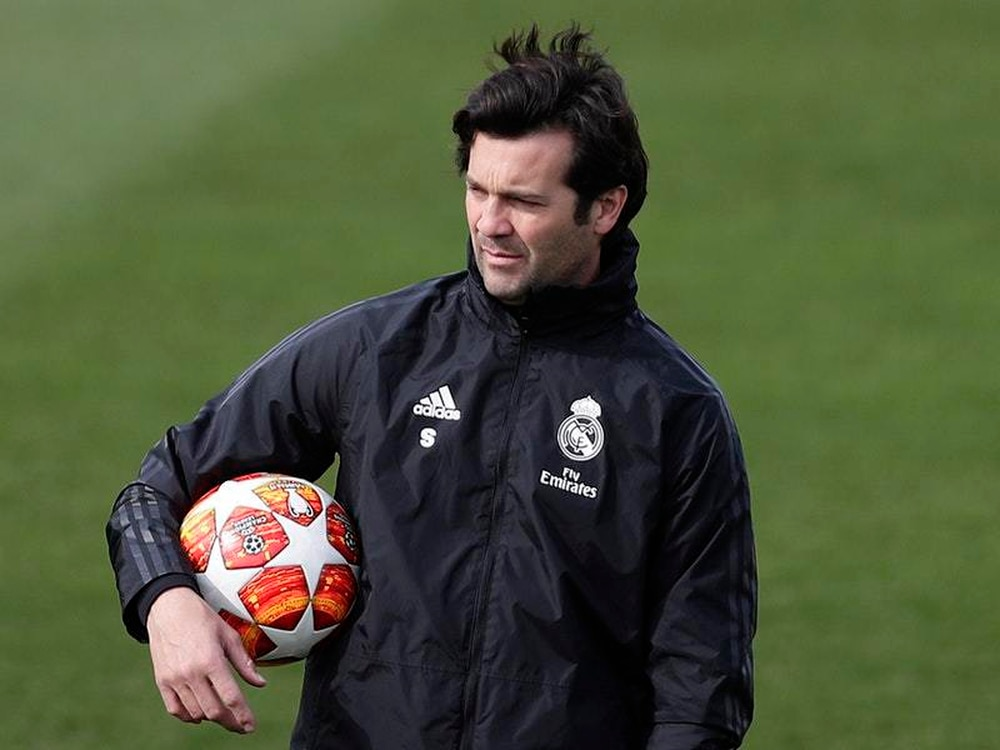 Real Madrid have decided Santiago Solari will not be manager next season