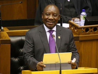 South African president announces 'lifestyle audits' for public officials