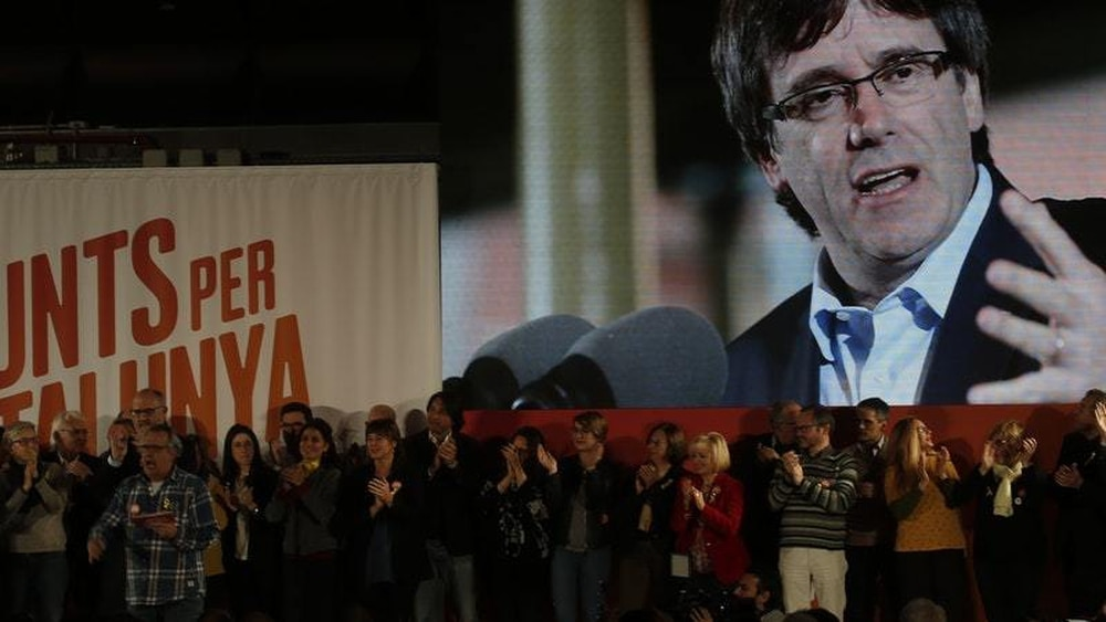Spanish tribunal refuses to release Catalan officials