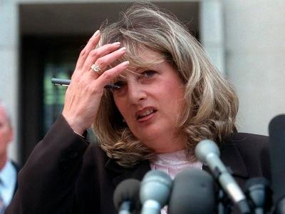 Key figure in Bill Clinton's impeachment Linda Tripp dies aged 70