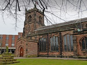 St Luke's Church was one of many in Staffordshire to face vandalism or crime in the last year