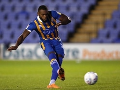 Striker Lenell John-Lewis shares the frustration of Shrewsbury Town fans
