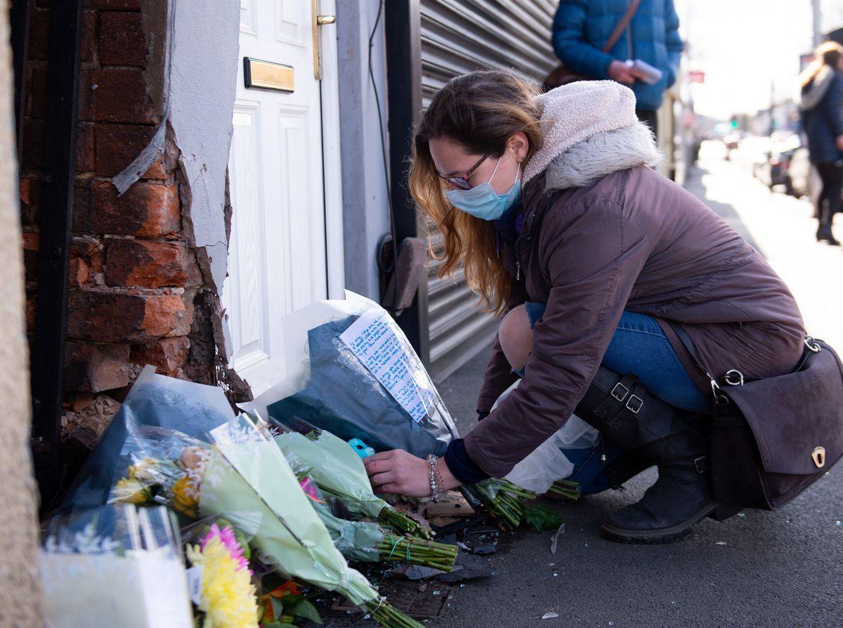 Two-week-old boy dies as pram hit by vehicle  in Brownhills
