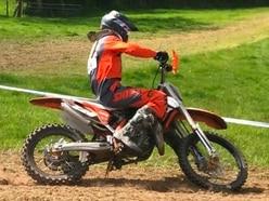 Oswestry student wins motocross championship