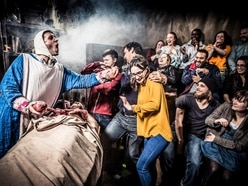 Thrills and spills in-store at Warwick Castle this Halloween - review with pictures