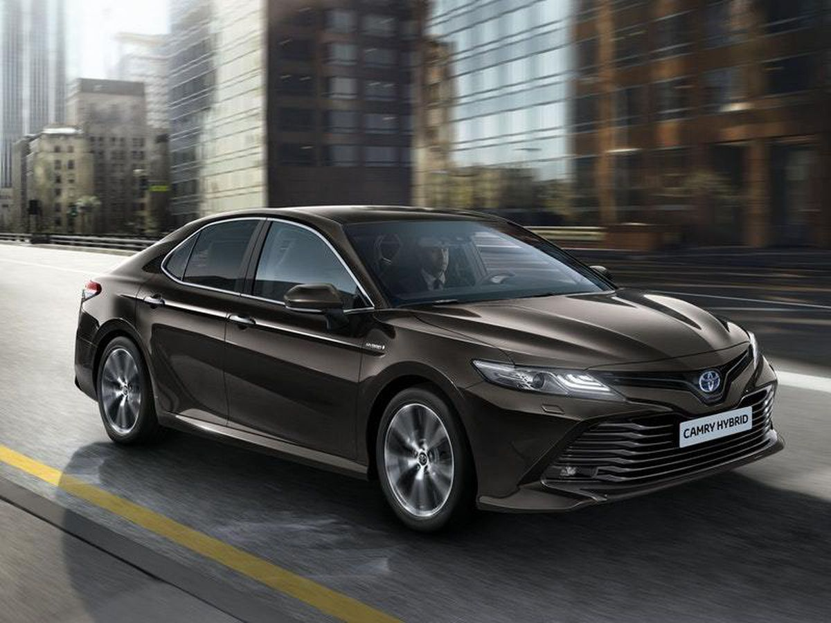 Toyota Camry will return to the UK as the Avensis departs