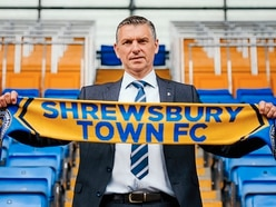 New boss John Askey calls on Shrewsbury Town to reproduce their form ready for unfinished business