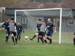 Stretton drop points as lead at top is cut