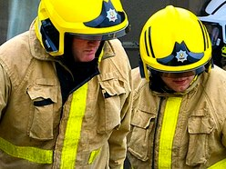 Shropshire firefighters inspire letters of gratitude