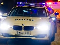 Man helped after crash in south Shropshire