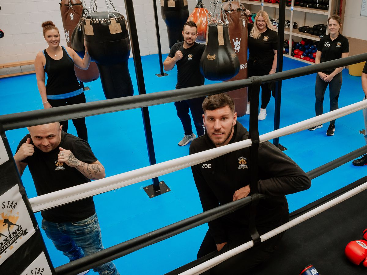 LAST COPYRIGHT SHROPSHIRE STAR JAMIE RICKETTS 29/07/2020 - Bright Star Boxing Academy in Shifnal have just moved to a new bigger unit down the road. Pictures of Head Coach Joe Lockley, other Coaches and Committee Members..