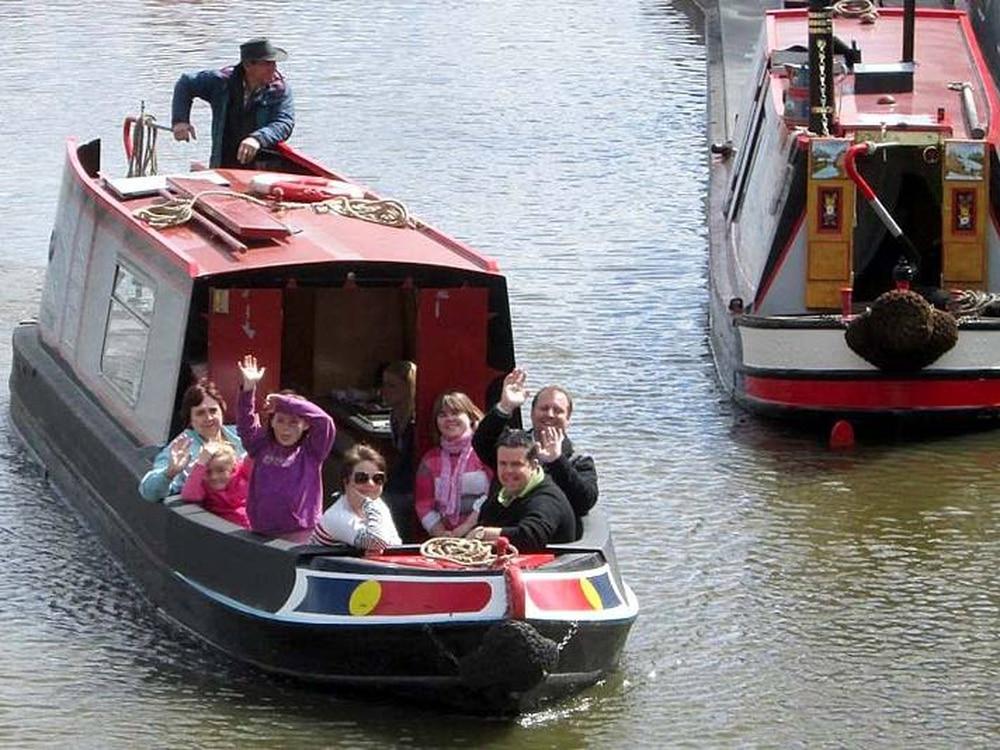 Trust festival to celebrate canal near Newport