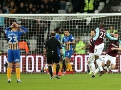 West Ham 1 Shrewsbury 0 AET - Report and pictures