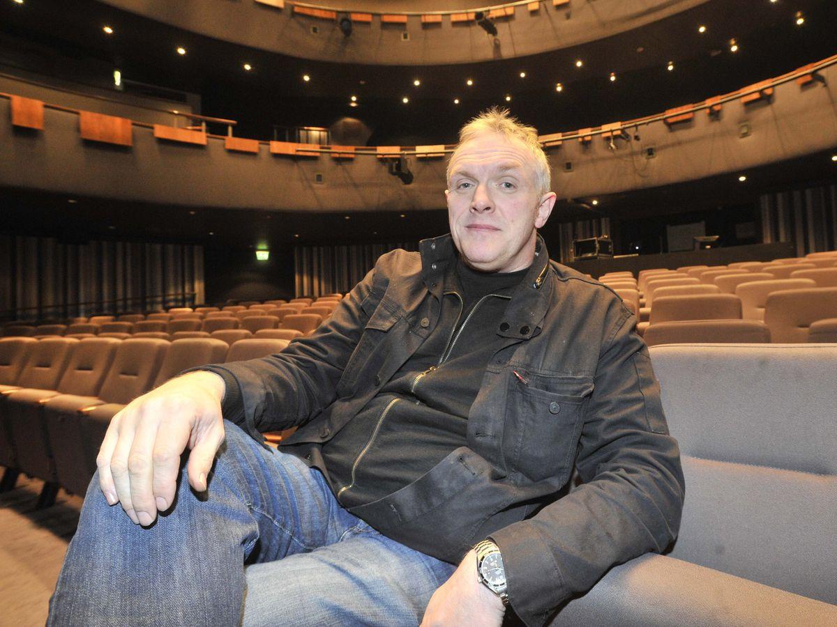 Greg Davies at Theatre Severn, Shrewsbury