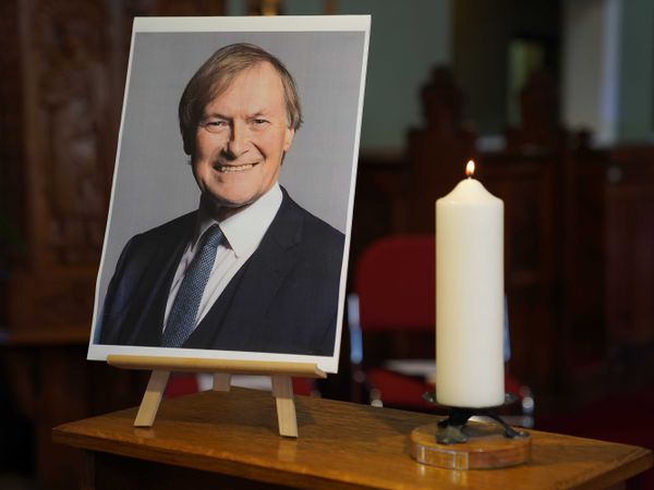 A picture of Sir David Amess