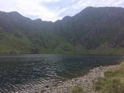 'Be prepared' warning as lost couple rescued from Cader Idris in the dark