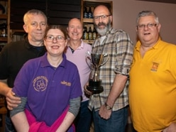 Shropshire brewery scoops nine awards at 'beer Oscars'
