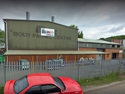 Telford metalworks applies for bigger HQ