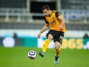 Jonny Castro of Wolverhampton Wanderers. (AMA)