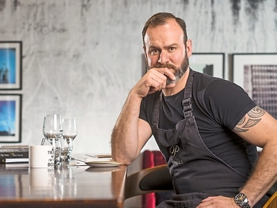 Glynn Purnell: I do TV but I'm just a normal dude