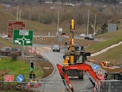 Finishing touches being put on Newtown Bypass