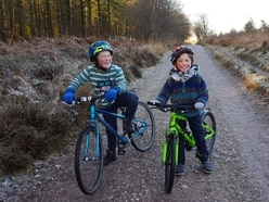'I hope Tobi's proud of me': Shropshire boy, 8, raises £8,000 in 12 charity challenges in memory of friend