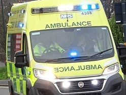 Man killed as crash closes A529 near Market Drayton