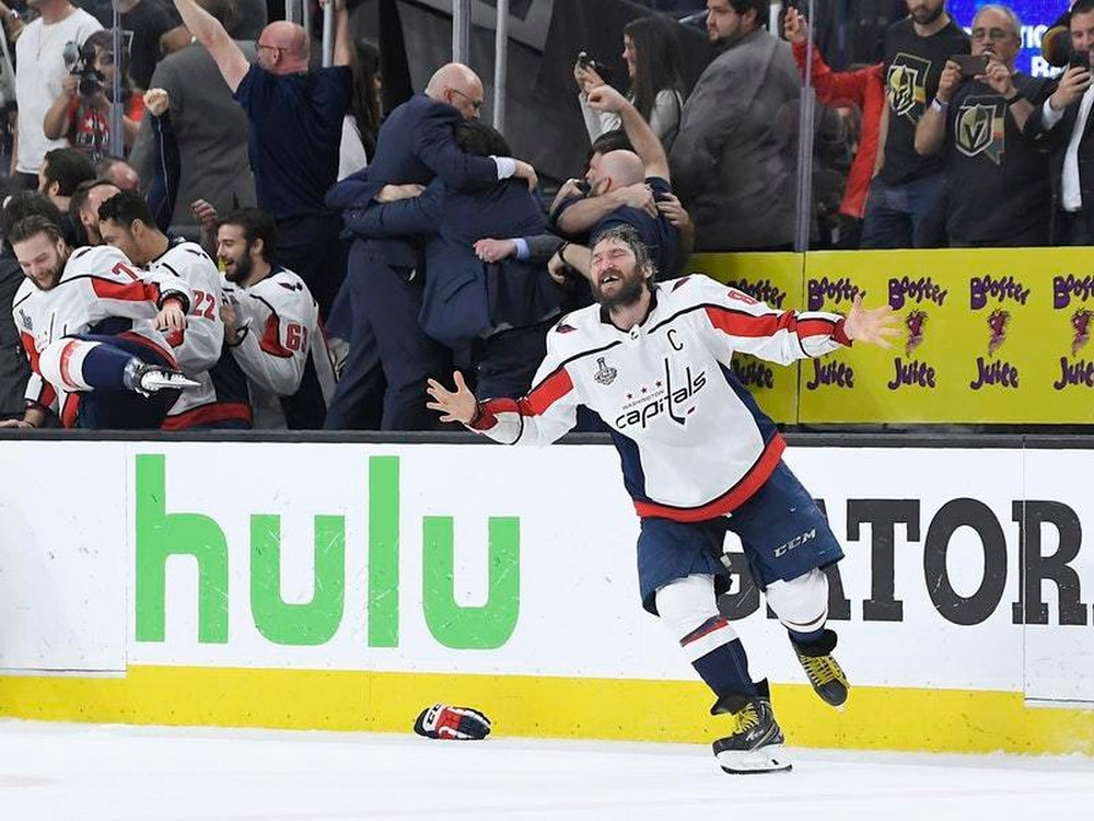 Washington Capitals win first Stanley Cup title | Shropshire