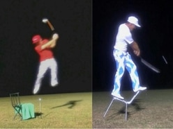This golfer's remarkable trick shots 'test the boundaries of actual science'