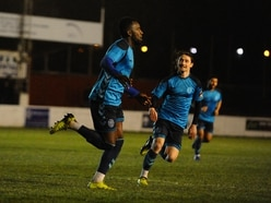 Ashton 3 Telford 4 - Report and pictures